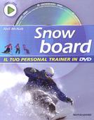 libri offerte comprare SNOWBOARD + DVD