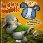 libri offerte comprare DORMI BENE CONIGLIETTO