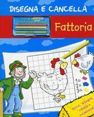 libri offerte comprare DISEGNA E CANCELLA FATTORIA