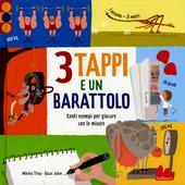 libri offerte comprare 3 TAPPI E UN BARATTOLO