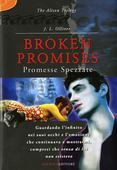 libri offerte comprare BROKEN PROMISES - PROMESSE SPEZZATE
